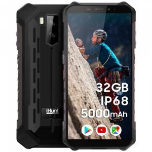 Telefon Mobil iHunt S10 Tank PRO 2020 Black [0]