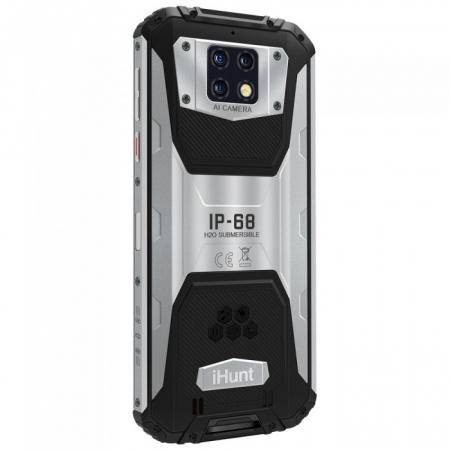 "Telefon Mobil iHunt Titan P13000 PRO 2021, Procesor MediaTek MT6771T Helio P70 Octa Core, Ecran Capacitive touchscn 6.3"", 6GB RAM, 128GB Flash, Camera Tripla 48+5+0.3 MP, Wi-Fi, 4G, Dual Sim, Android [2]"