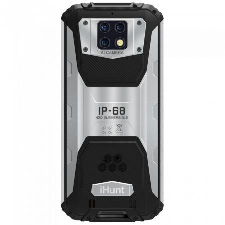 "Telefon Mobil iHunt Titan P13000 PRO 2021, Procesor MediaTek MT6771T Helio P70 Octa Core, Ecran Capacitive touchscn 6.3"", 6GB RAM, 128GB Flash, Camera Tripla 48+5+0.3 MP, Wi-Fi, 4G, Dual Sim, Android [3]"