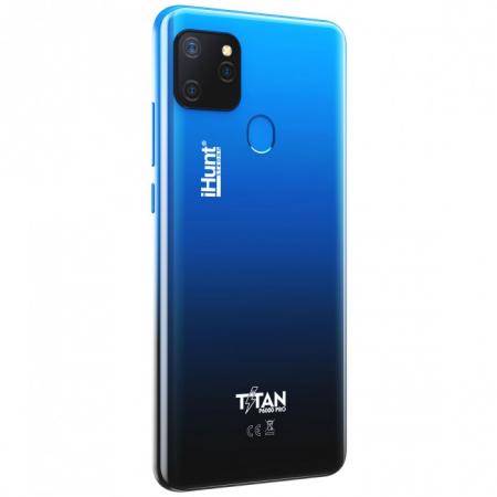 """Telefon Mobil iHunt Titan P6000 Pro 2021 BLUE, Display 6.55"""", 4gb Ram, Camera 16Mpx [2]"""