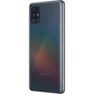 Telefon mobil Samsung Galaxy A51, Dual SIM, 128GB, 4GB RAM, 4G, Prism Black2