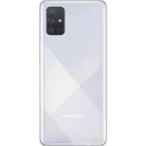 Telefon mobil Samsung Galaxy A71, Dual SIM, 128GB, 6GB RAM, 4G, Silver1