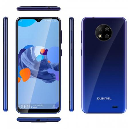 Telefon Mobil Telefon Mobil Oukitel C19 blue [0]
