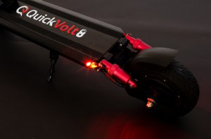 Trotineta electrica QuickVolt 8, Putere motor 500W, Autonomie 30-40km, Viteză maximă 40km/h