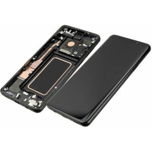 Ecran Display Samsung Galaxy S9 Plus G965f Negru Reconditionat NOU0