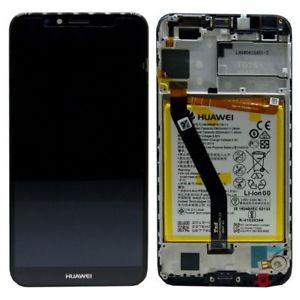 Ecran Display Huawei Y6 2018 cu acumulator si rama Service Pack ATU-L11, ATU-LX3, ATU-L21, ATU-L220