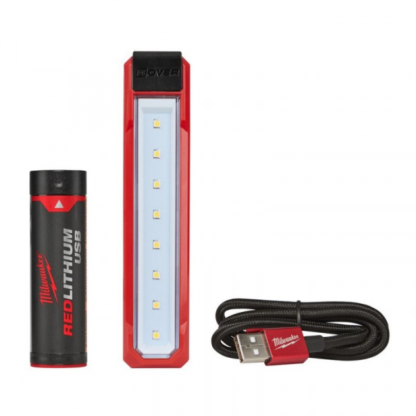 Lanterna LED de buzunar, model L4FL-201, 4V Milwaukee (4933459442) 0