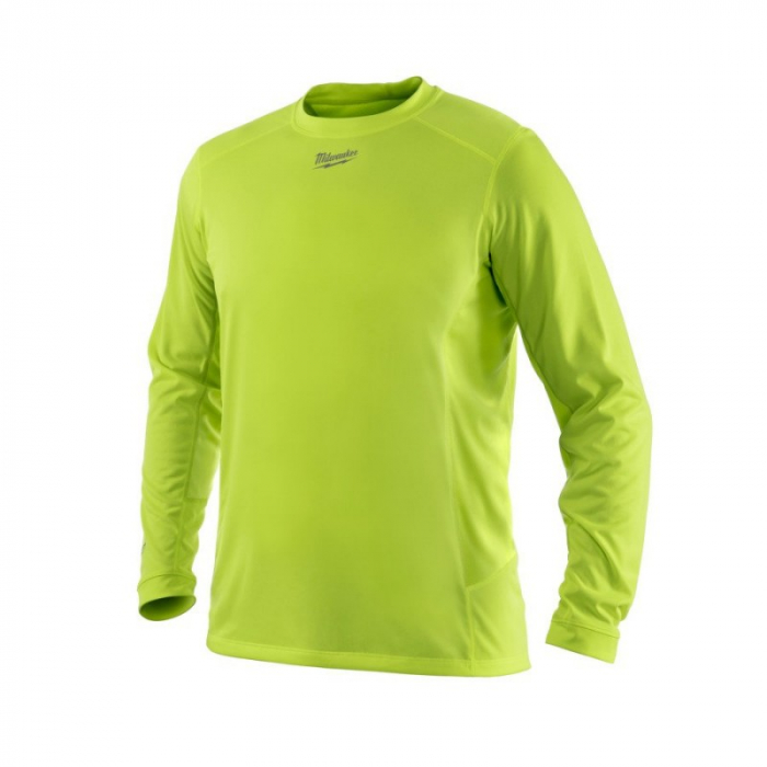 Bluza de corp WorkSkin™, verde, model WWLSY (XL) Milwaukee (4933464200) 0