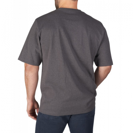 Tricou de lucru WorkSkin™, GRI, model WTSSG (S) Milwaukee (4933478231)1