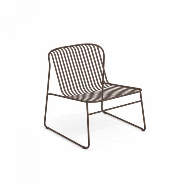 Riviera Garden Lounge Chair – Emu [3]
