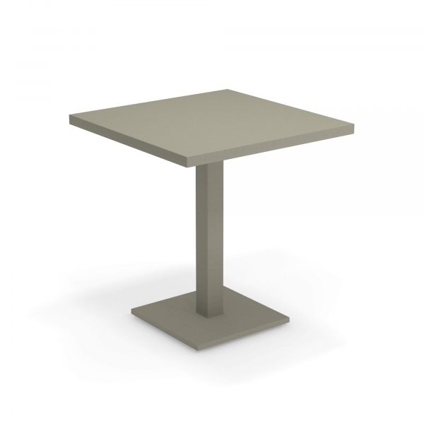 Round Square table 70x70 3