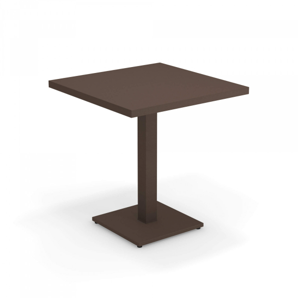 Round Square table 70x70 4