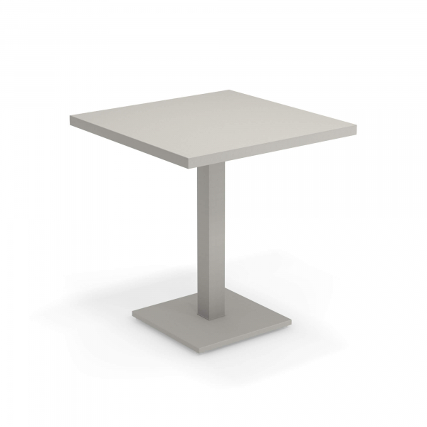 Round Square table 70x70 5