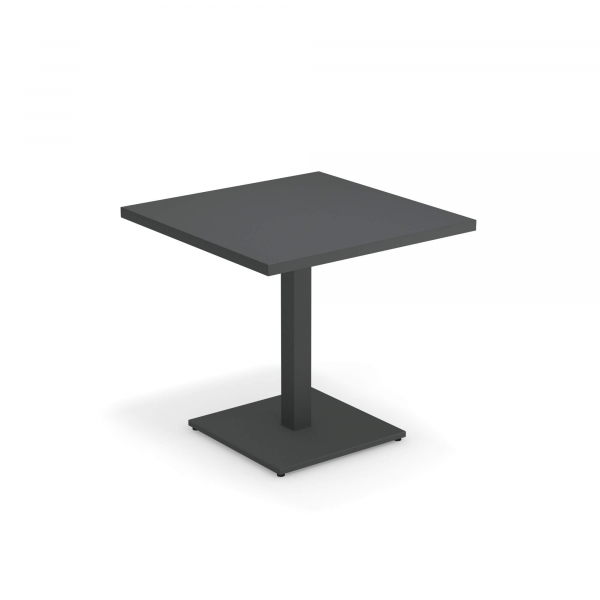 Round Square table 80x80 0