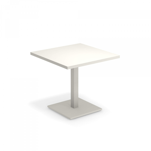Round Square table 80x80 1