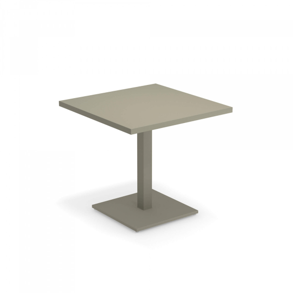 Round Square table 80x80 3