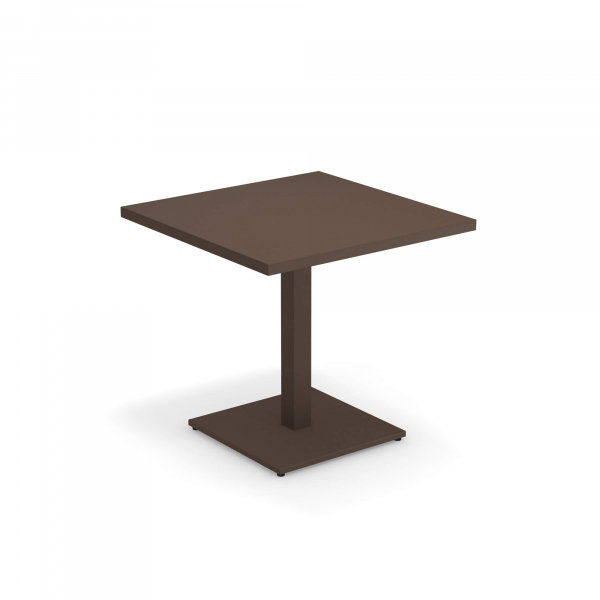Round Square table 80x80 4