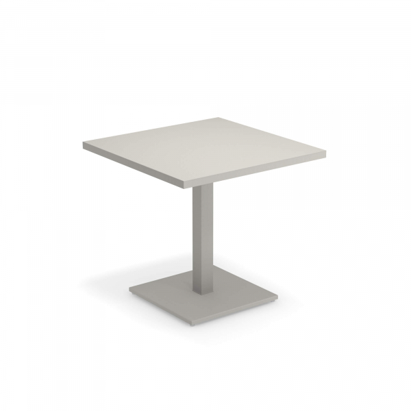 Round Square table 80x80 5