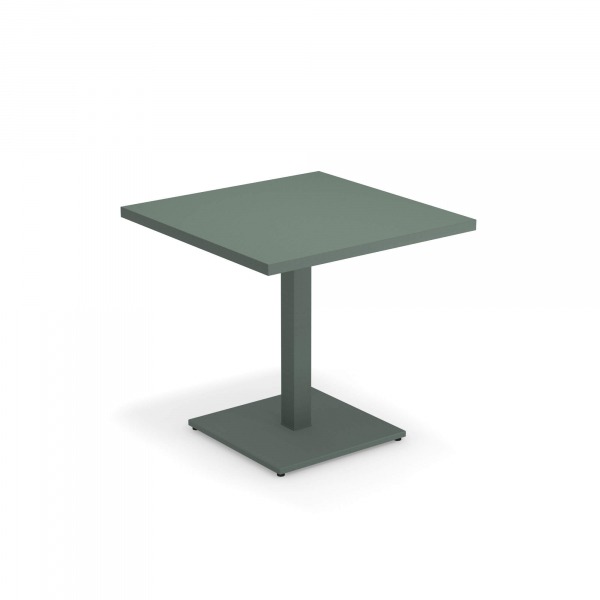 Round Square table 80x80 6