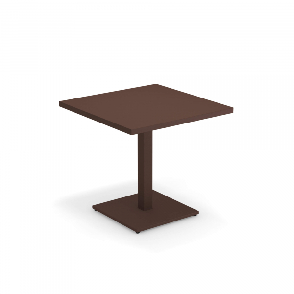 Round Square table 80x80 7