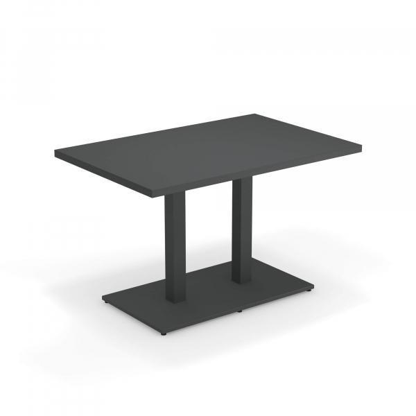 Round Rectangular Table 120×80 – Emu 1