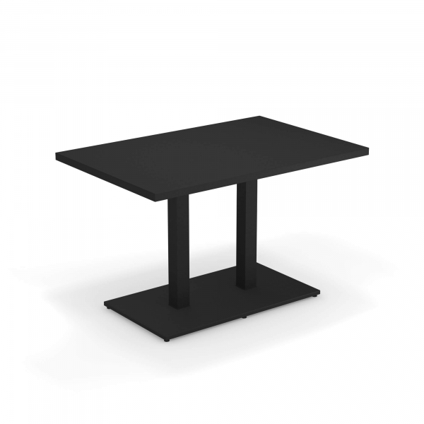 Round Rectangular Table 120×80 – Emu 3