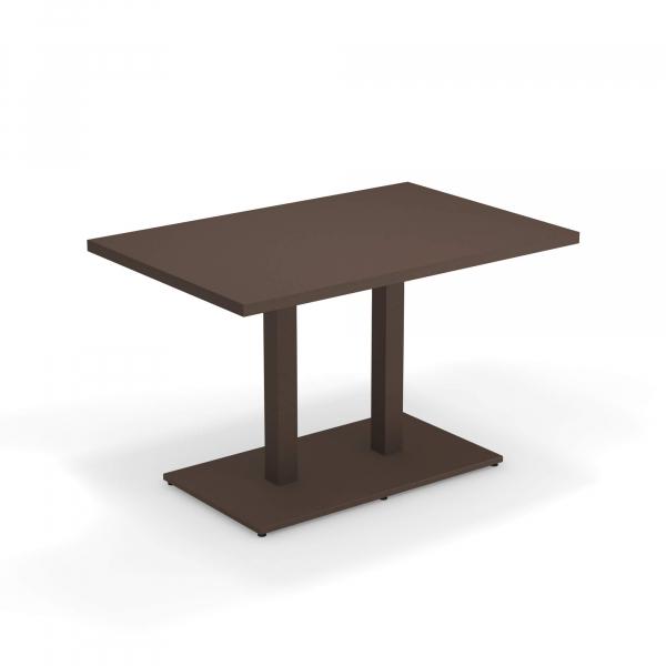 Round Rectangular Table 120×80 – Emu 4