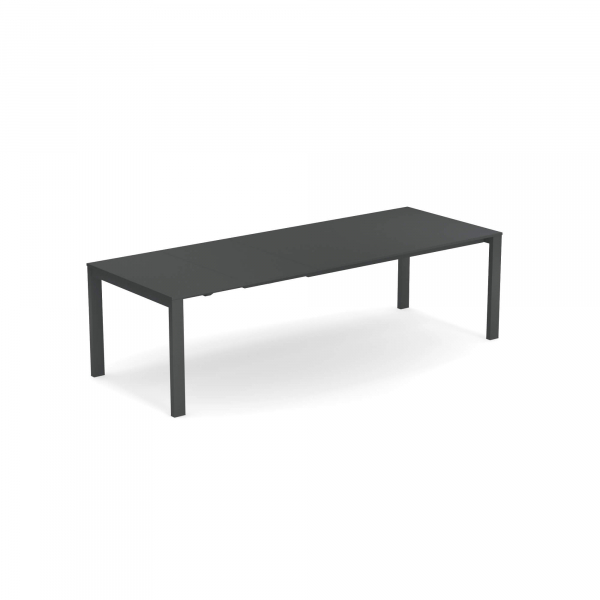 Round Extensible table with steel sheet top – Emu 0
