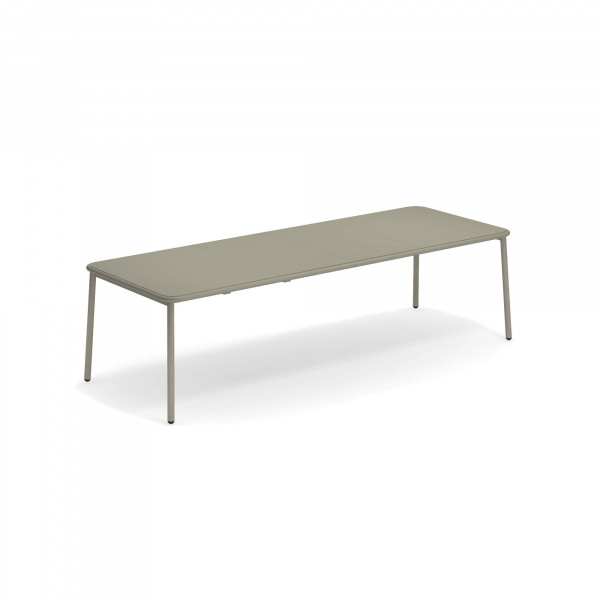 Yard Extensible table with aluminum top – Emu [1]