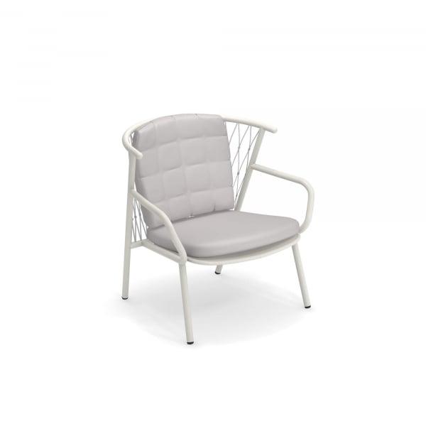 Nef Lounge Chair Short Back – Emu [2]