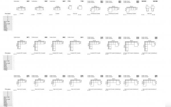 Coltar Forli 389 x 210 x 161 cm [5]