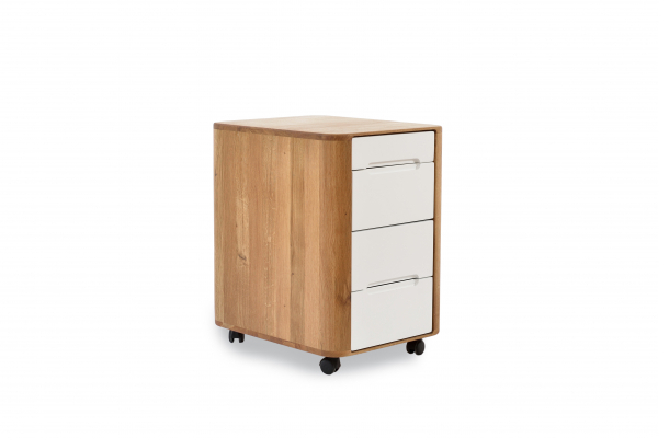 Dulap cu sertare pentru birou Ena [2]