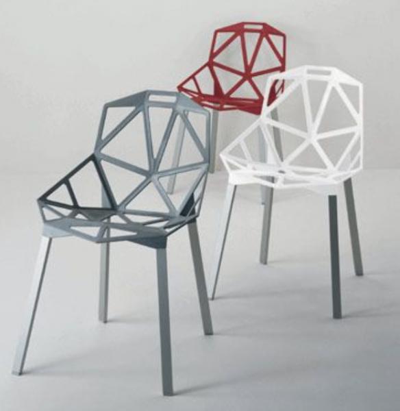 Scaun Stacking Chair One – Magis 3