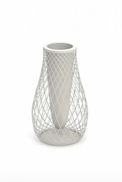 Heaven Low Vase – Emu 1