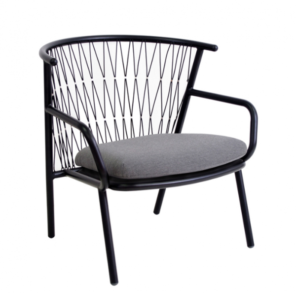 Nef Lounge Chair Short Back – Emu [3]
