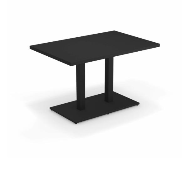 Round Rectangular Table 120×80 – Emu 0