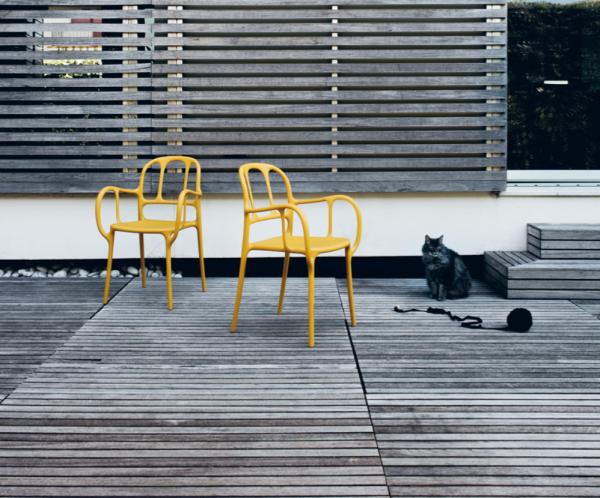 Milà Chair – Magis 3