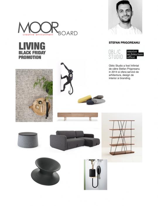 SET MOORboard Living by Arh. Stefan Prigoreanu Oblic Studio 0