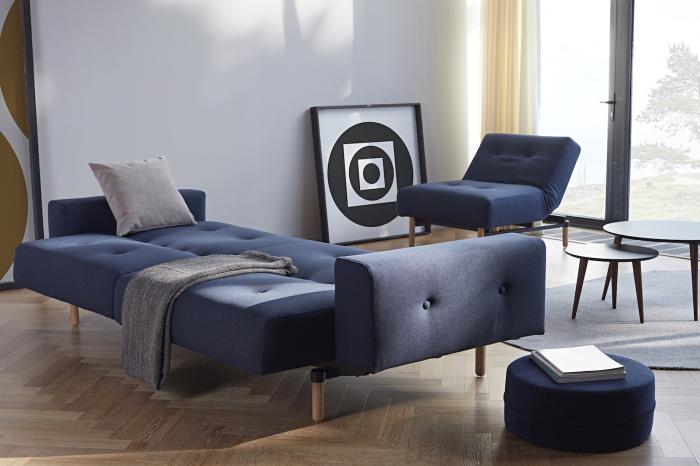Canapea Ample cu brate [7]