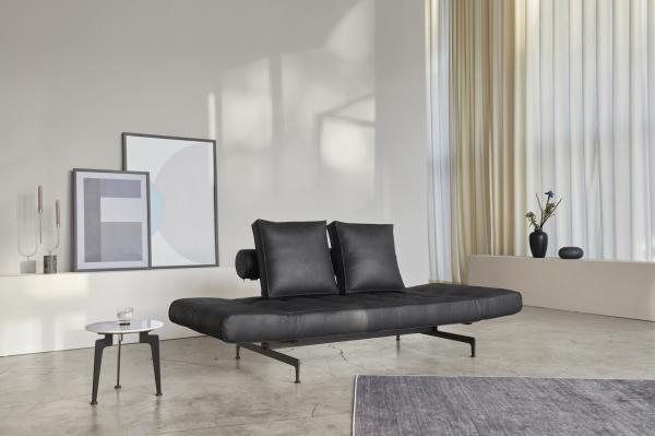 Canapea de zi Ghia cu picioare Laser 4