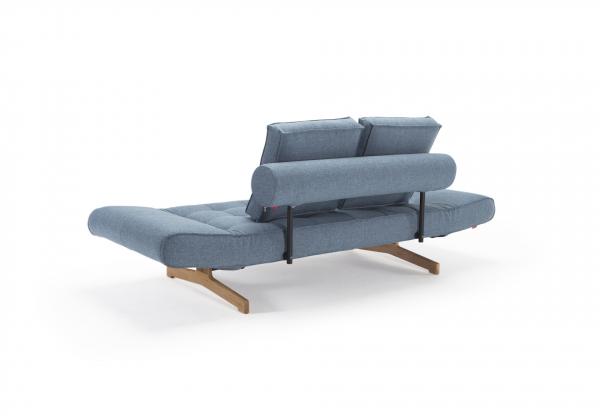 Canapea de zi Ghia Wood 6