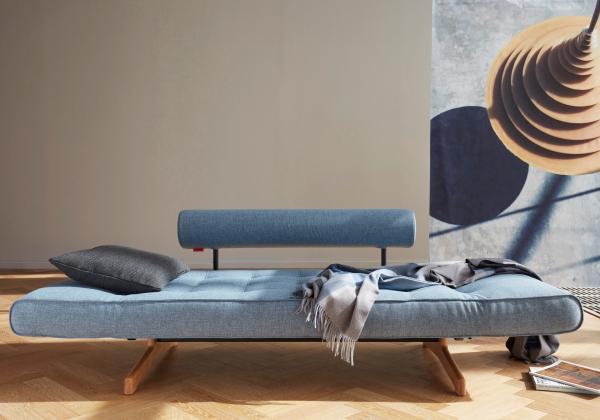 Canapea de zi Ghia Wood 11
