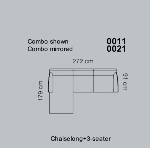 Coltar Balance 179 x 272 x 91 cm 8
