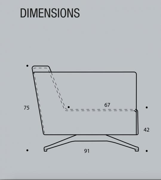 Coltar Balance 179 x 272 x 91 cm 9