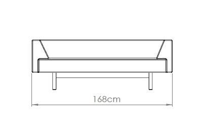 Kragelund canapea 2 locuri EBELTOFT 14