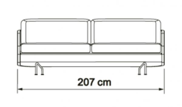 Kragelund canapea 3 locuri TVED 01 7