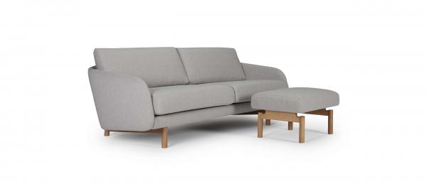 Kragelund canapea 2 locuri TVED 4