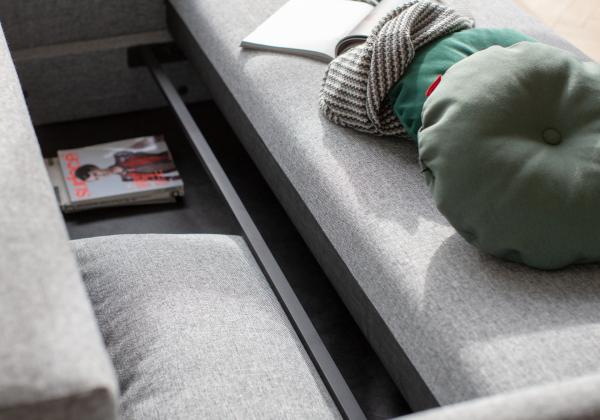 Canapea Extensibila cu depozitare TRIPI 15