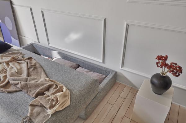 Canapea Walis cu spațiu de depozitare 80x200cm [3]