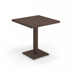 Round Square table 70x704